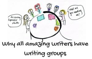 Acknowledging Writing Groups
